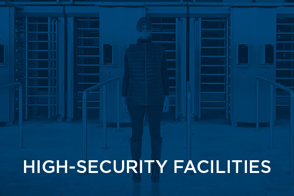 High-security facilities