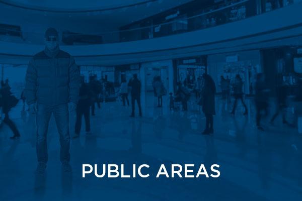Public areas