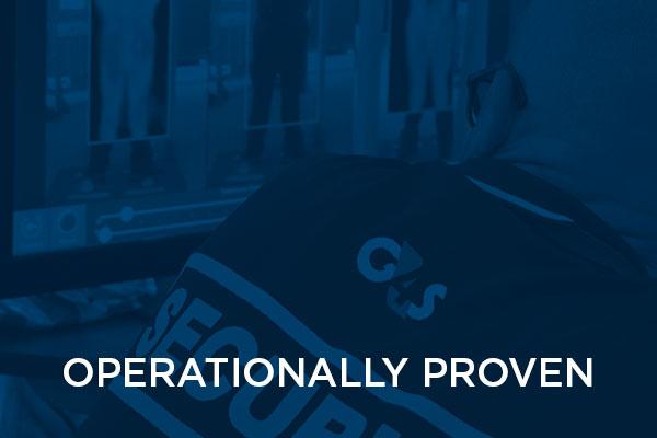 Operationally Proven