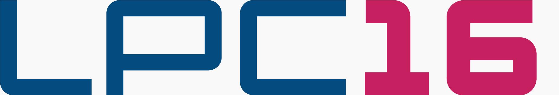 LPC16_logo